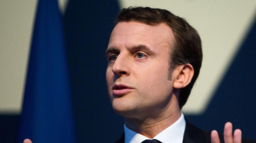 Макрон не хочет сближения Франции с Россией