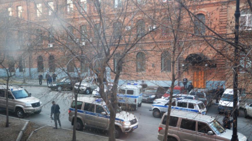 Стрельба в УФСБ: погибший посетитель был гражданином Узбекистана