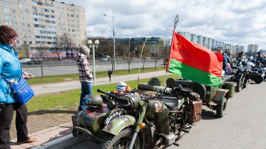 Проветрили железных коней: в Беларуси начался мотосезон (ФОТО)