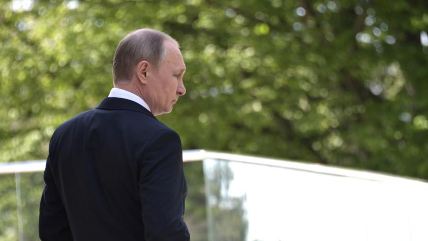 Путин сообщил о согласии США на зоны деэскалации в Сирии
