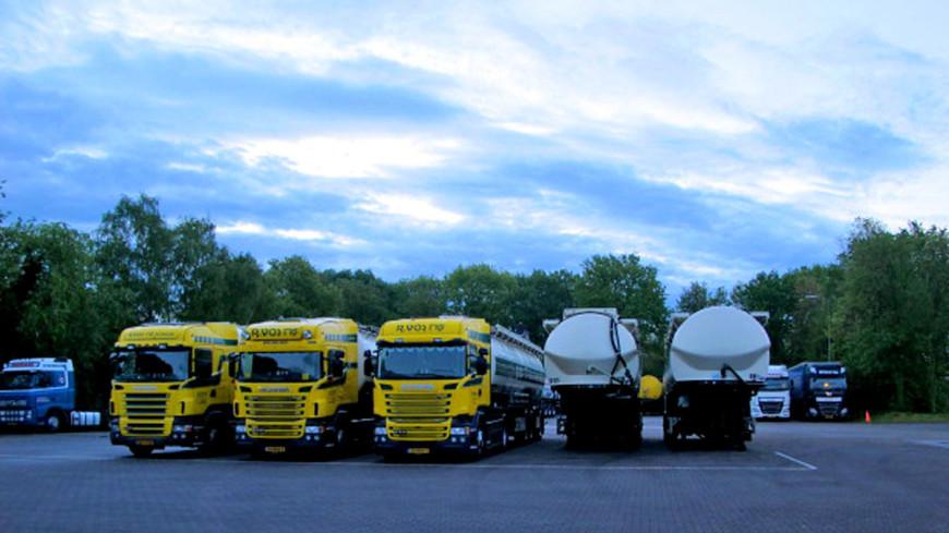 Пыль дорог: один день с дальнобойщиком из Европы