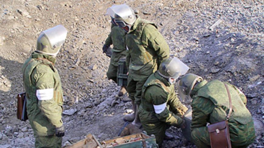 Петропавловск-Камчатский сотрясается от взрывов боеприпасов