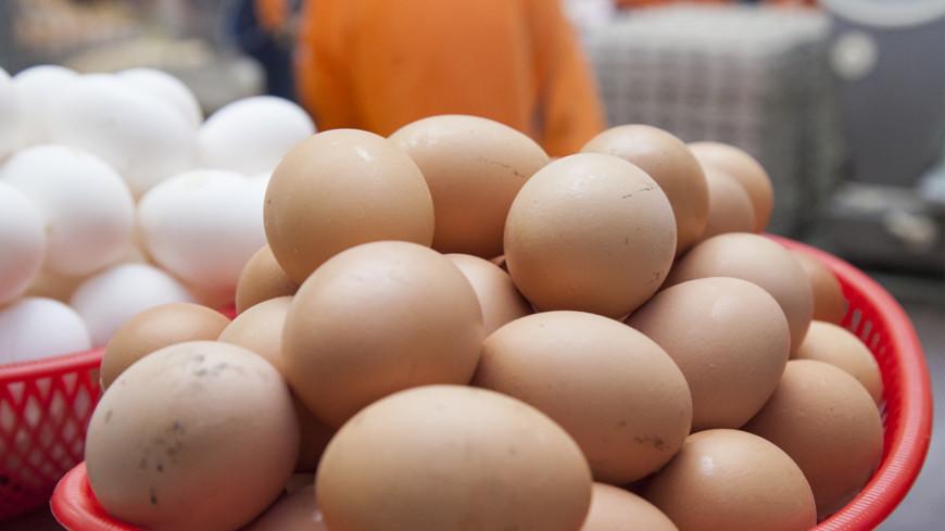 Мужчина в канун Рождества съел 160 яиц