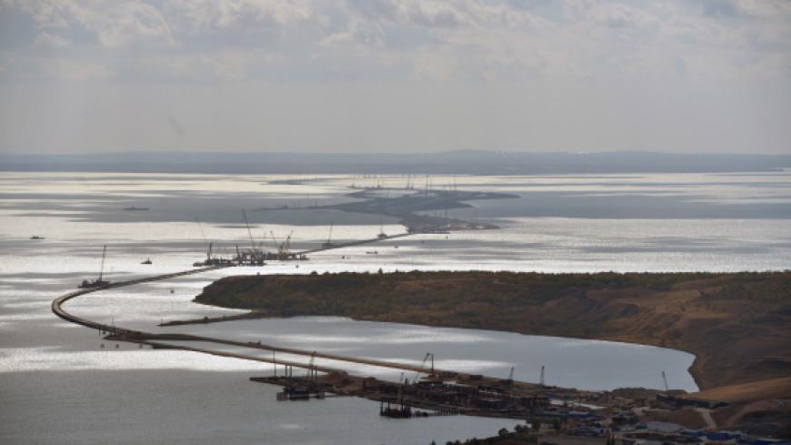 Железную дорогу к Керченскому мосту подведет его же строитель