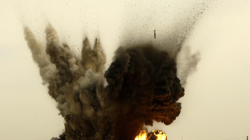 Взрыв в столице Ирака: 15 человек погибли