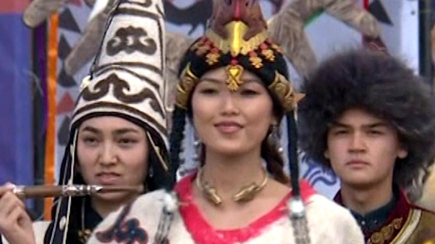 Этногородок построили в Бишкеке к фестивалю эпосов народов мира