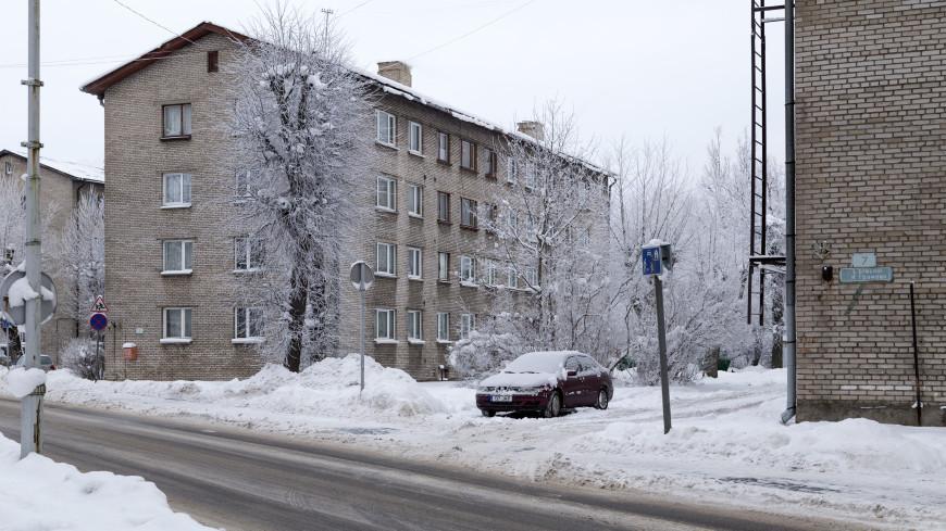 Сильнейшие снегопады обрушатся на Центральную Россию