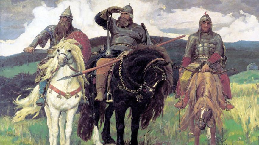«Богатыри» Васнецова: история создания шедевра и прототипы героев