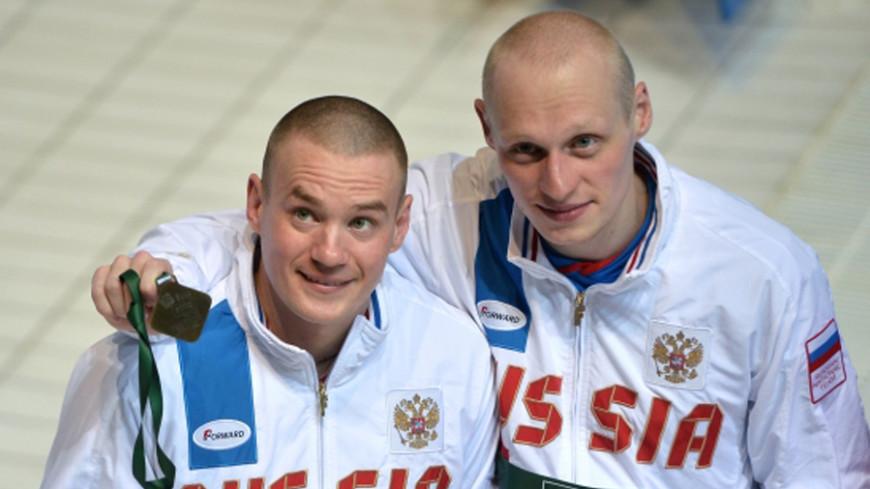 Прыгуны в воду Захаров и Кузнецов завоевали золото ЧЕ