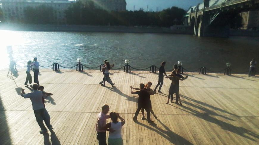 В Москве набирает популярность хастл