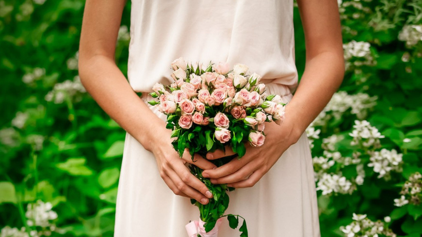 Массовая свадьба в Мексике