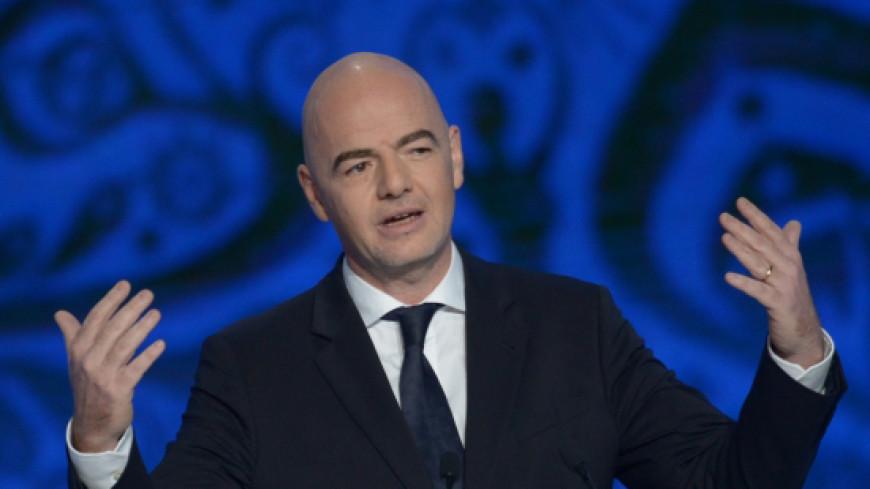 Президент ФИФА: Россия полностью готова к КК-2017