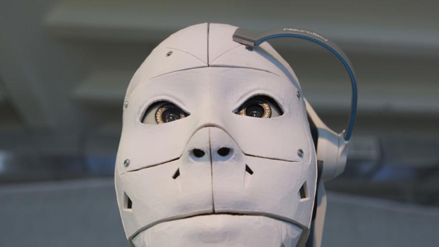 Робот-ребенок заменит диктора новостей