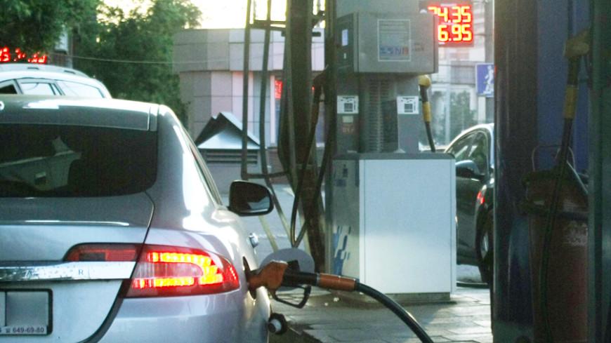 Россия перешла на топливо класса евро-4