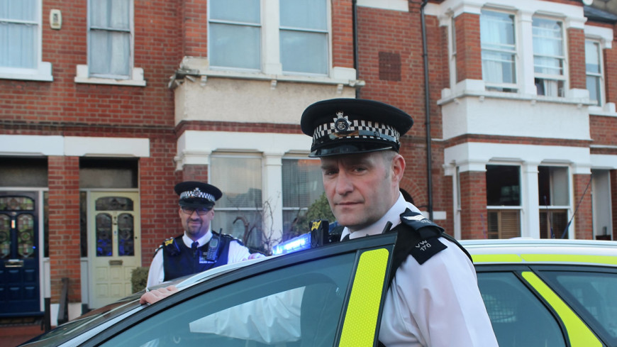 Не менее 10 человек пострадали из-за ЧП с фургоном в Лондоне