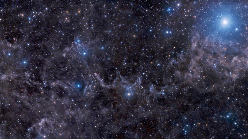 Ученые смоделировали возникновение вселенной внутри пузыря черной дыры