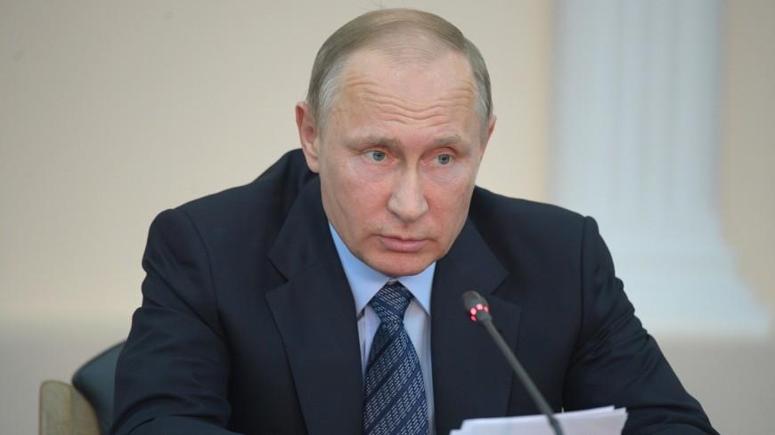 Путин: В России в разы выросли пенсии и зарплаты