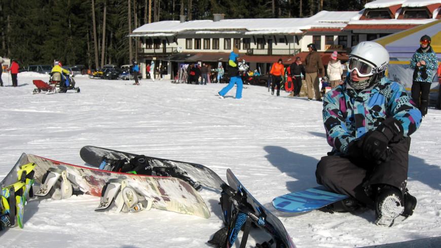 Спортивная зима: осваиваем азы сноуборда
