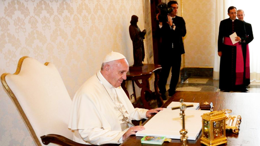 Папа римский Франциск отправляется в американское турне