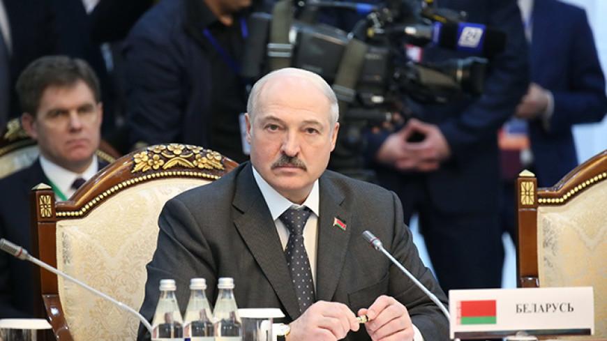 Лукашенко осудил теракт в Манчестере