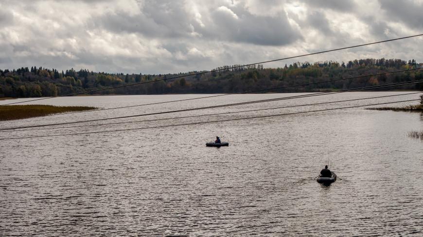 Четверо рыбаков пропали на реке в Коми