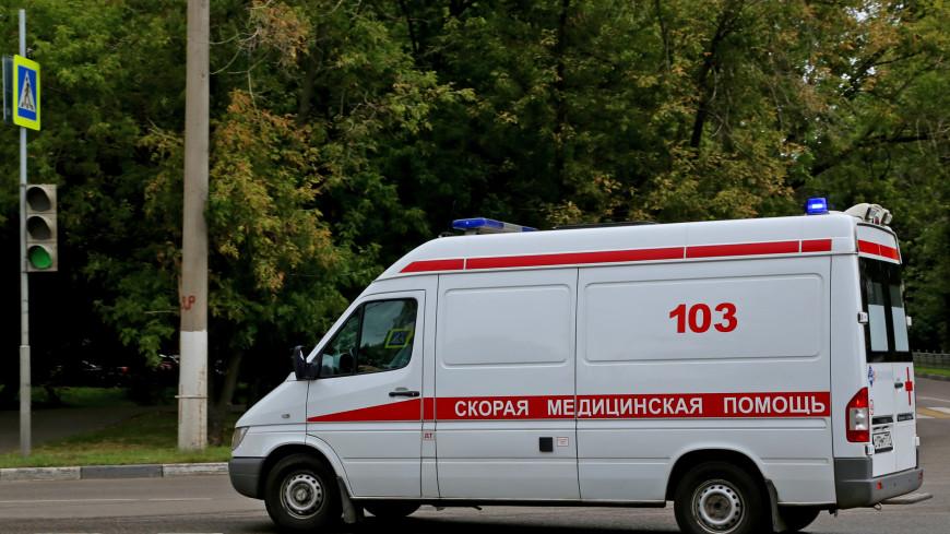 Старшеклассница выжила после попытки выброситься из окна в Москве