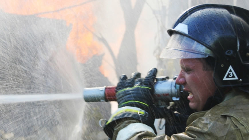 Пожар на траулере «Олег Найденов» локализован