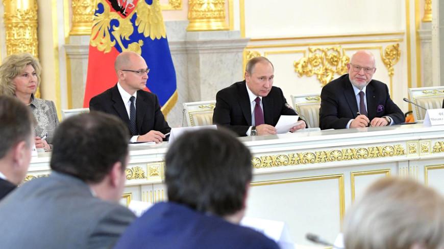Путин предостерег от запрета пластиковых пакетов