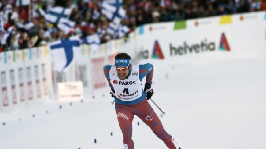 Российский лыжник Устюгов впервые взял золото чемпионата мира