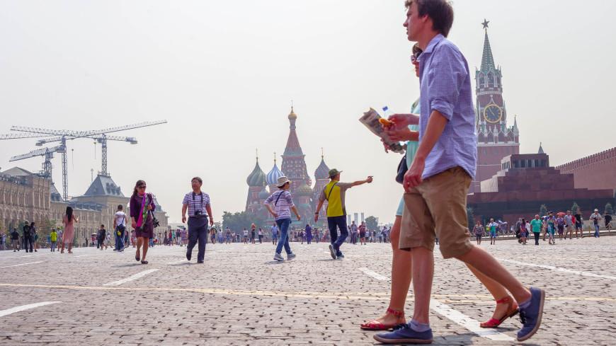 В следующем году Москва ждет до 20 млн туристов