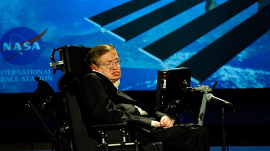 Стивен Хокинг: Людям нужно покинуть Землю