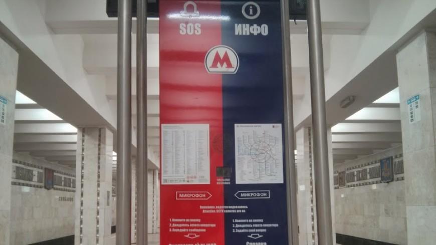 В Москве до конца января откроются три станции метро