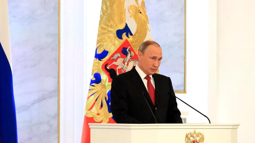 Путин: В год столетия революций 1917 года нужен честный анализ тех событий
