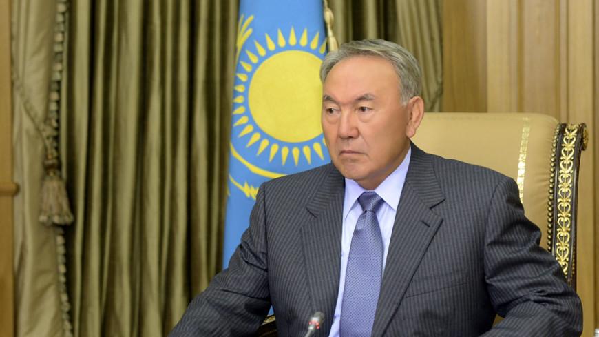 Нурсултан Назарбаев познакомился с недавно назначенными послами