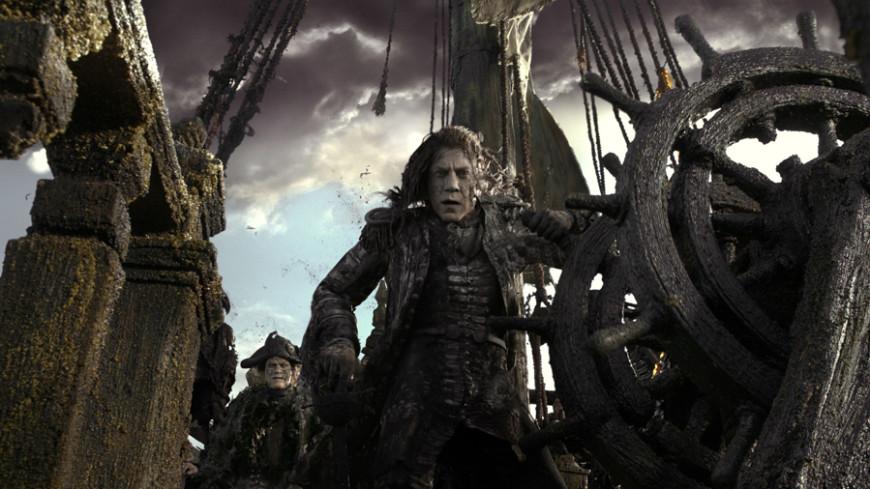 «Пираты Карибского моря»: старый герой лучше новых двух