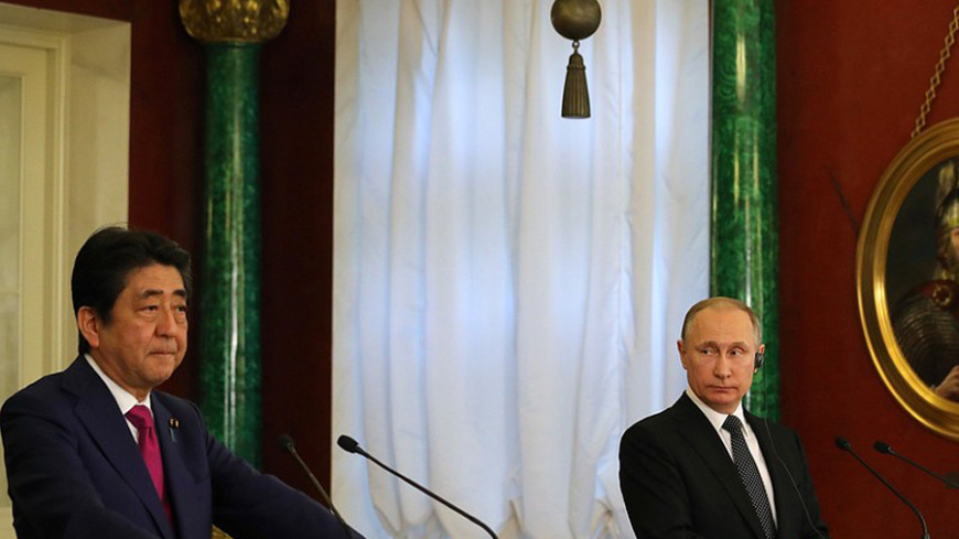 Путин и Абэ «откровенно» общались более трех часов