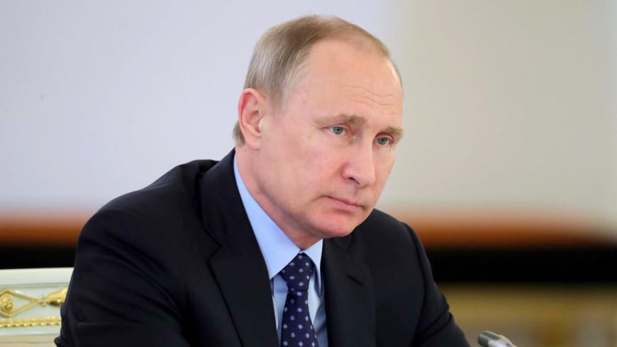 Путин пообещал помочь с проверкой ситуации с геями на Кавказе