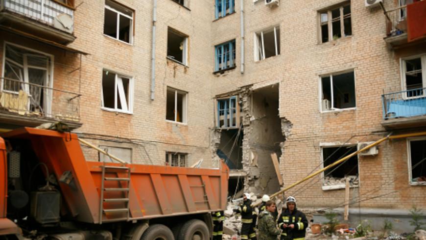 Взрыв в жилом доме в Волгограде: введен режим ЧС