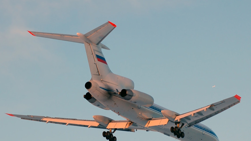 Летчик: К крушению Ту-154 привела не остановка двигателя