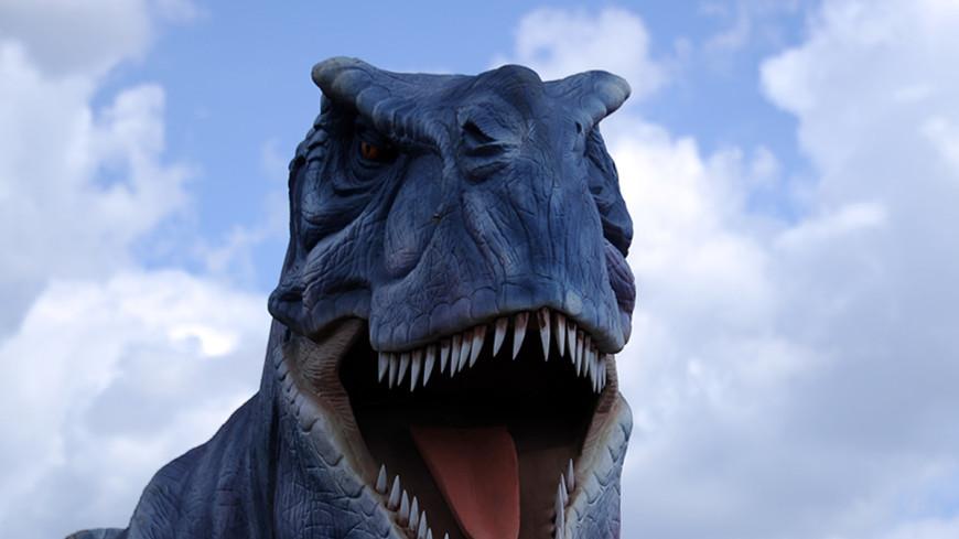 Вулканизм способствовал распространению динозавров