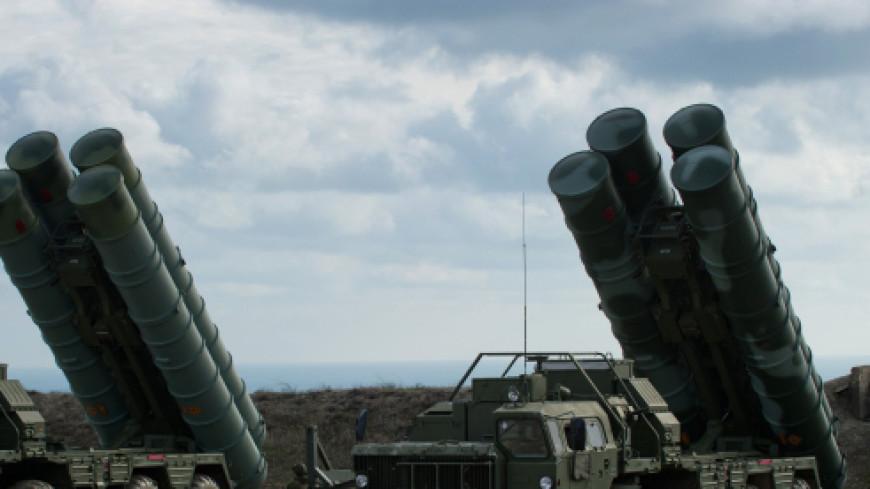 СМИ: Россия поставила Китаю первые С-400