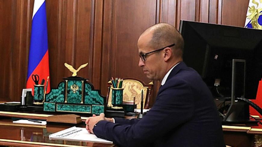 Бречалов отправил в отставку правительство Удмуртии