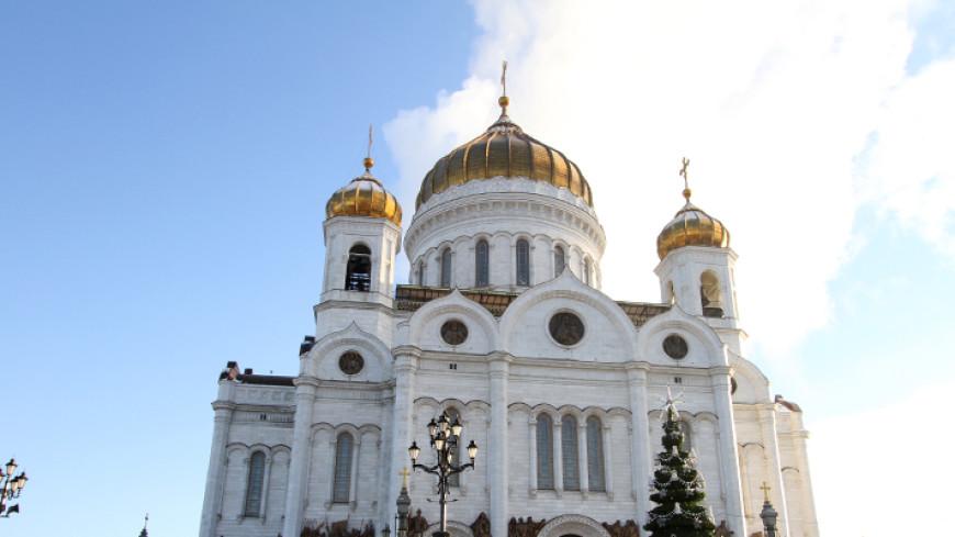 В храм Христа Спасителя с Афона доставят дары волхвов