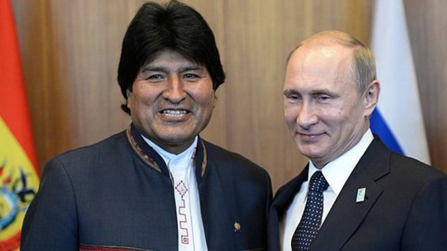Президент Боливии: Вашингтон виновен в росте наротрафика