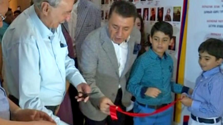 В Бишкеке открыли Дом армянской диаспоры «Арарат»