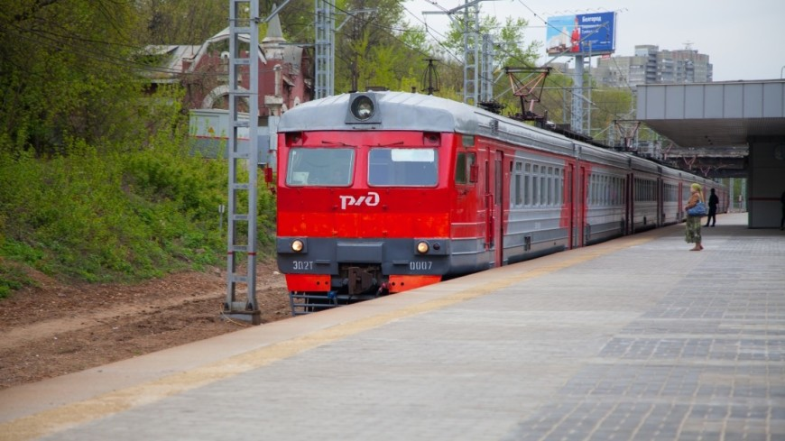 Человек попал под поезд наБелорусском направлении МЖД