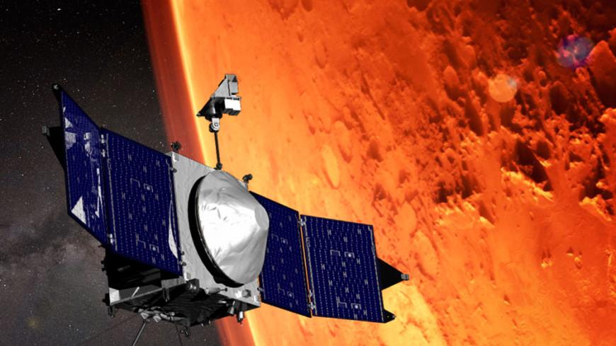 Космический зонд NASA чуть не столкнулся с Фобосом