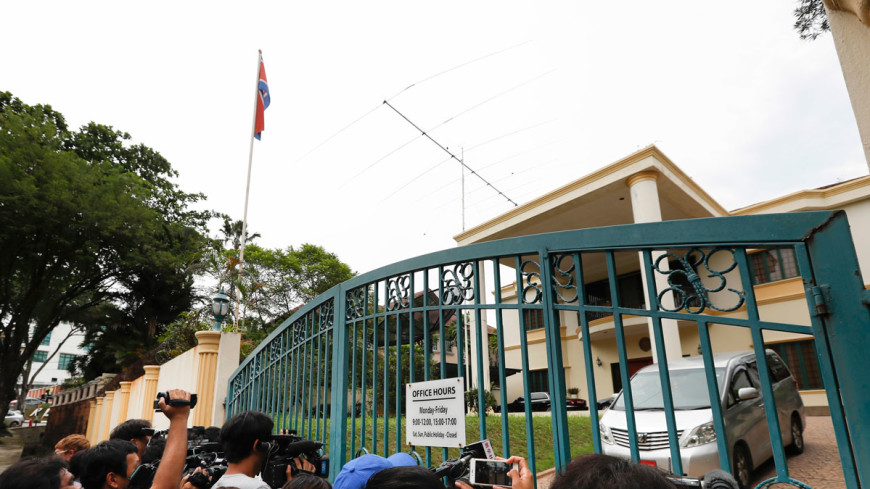 Северокорейский цугцванг: Малайзия и КНДР заблокировали дипломатов
