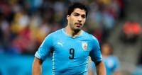 Виртуоз из Уругвая: Суарес остановил мяч, брошенный с 35 метров