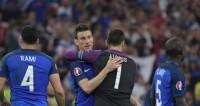 Французы смогли прорваться в плей-офф Евро-2016